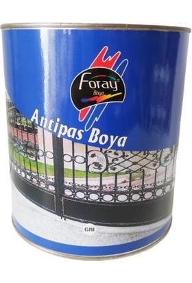 Foray Antipas Pas Önleyici Astar 1 Kg. 0,75 Lt. Gri