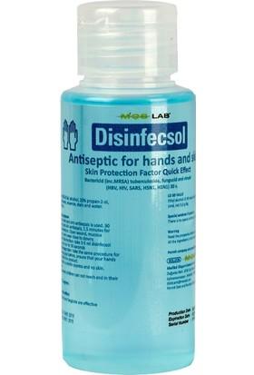 Disinfecsol El ve Cilt Dezenfektanı 100 ml 4 Adet