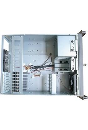 TGC 4550HG-7 4u Server Kasa 550 mm 4 x 35 , 3 x 525