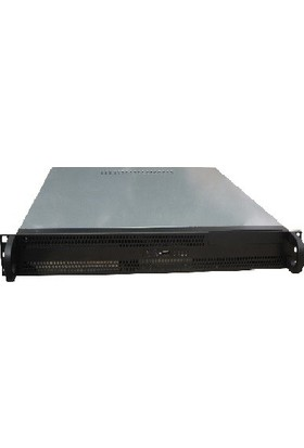 "TGC 13400 Kısa 1u Server Kasa 350W 2 x 3.5"" 3 x Fan"