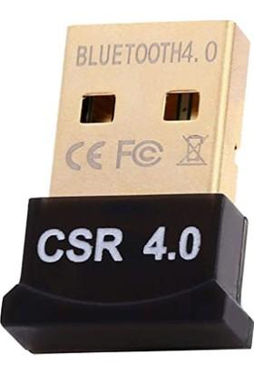 Esemiz Bluetooth Dongle Csr 4.0 USB 3.0 Tak Çalıştır