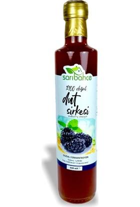 Sarıbahçe Dut Sirkesi Doğal Fermente 500 ml
