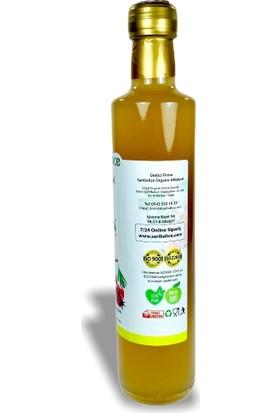 Sarıbahçe Alıç Sirkesi Doğal Fermente 500 ml