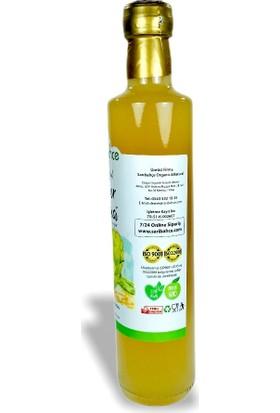 Sarıbahçe Enginar Sirkesi Doğal Fermente 500 ml