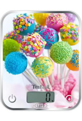 Tefal BC5121V0 Optiss Popkek Desenli Dijital Mutfak Tartısı Renkli - 2100096415