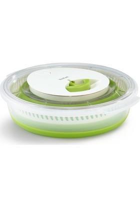 Tefal K2520155 Tefal Katlanabilir Salata Kurutucu Yeşil - Beyaz - 2100115859