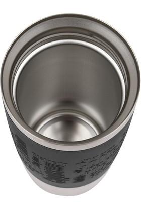 Tefal K3081114 Travel Mug 0.36 L Kapasiteli Sızdırmaz Termos Siyah - 3100517970