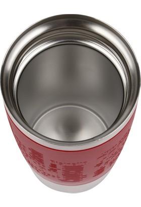 Tefal K3084114 Travel Mug 0.36 L Kapasiteli Sızdırmaz Termos [ Kırmızı ] - 3100518068