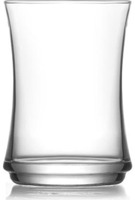 Lav 6'lı LUN358 Lune Su Bardağı
