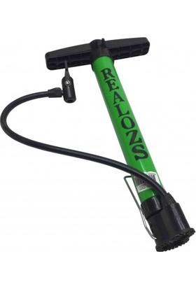 Real Özs Bisiklet Pompası Mini Elden Basmalı