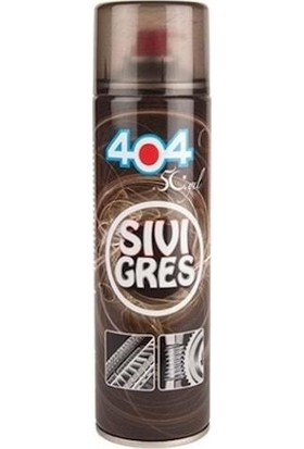404 Sıvı Gres Sprey 500 ml