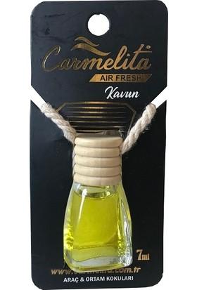 Carmelita Araç İçi Oto Kokusu Kavun 7 ml (2 Adet)