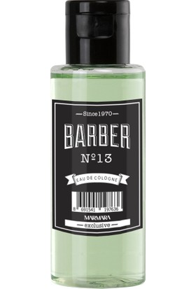 Barber No.13 Kolonya 50 ml