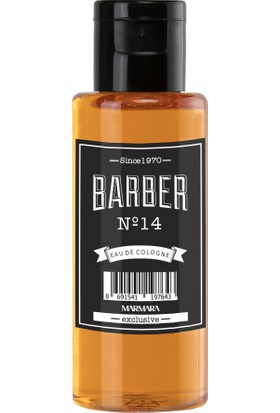 Barber No.14 Kolonya 50 ml