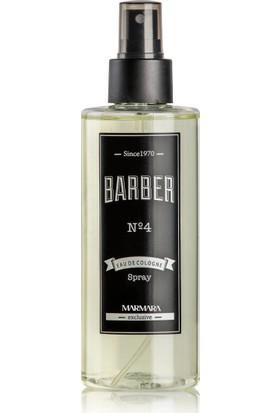 Barber No.4 Sprey Kolonya 250 ml
