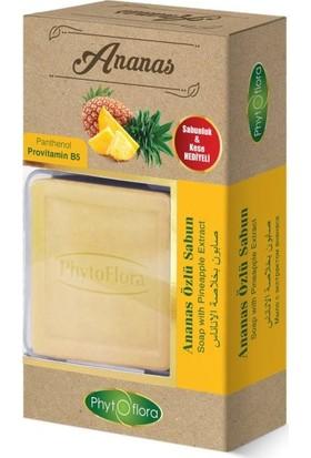 PHYTOFLORA Ananas Özlü Sabun 125 gr