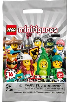 LEGO Minifigür Seri 20 71027