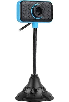 Buyfun Pc Webcam 480P Full HD Web Kamera USB Dizüstü Masaüstü (Yurt Dışından)