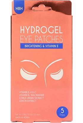 Luke E Vitaminli Aydınlatıcı Göz Maskesi - Eye Patch 5 Adet