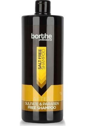 Borthe Profesyonel Keratin Sonrası Saç Bakım Şampuanı 1100 ml