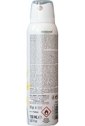 Bebak Güneş Koruyucu Spreyi 50+ Spf 150 ml