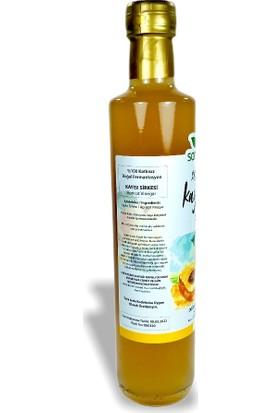 Sarıbahçe Kayısı Sirkesi Doğal Fermente 500 ml