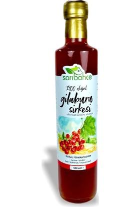 Sarıbahçe Gilaburu Sirkesi Doğal Fermente 500 ml