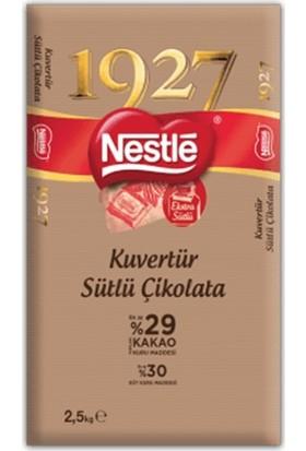 Nestle 1927 Sütlü Kuvertur 2,5 kg