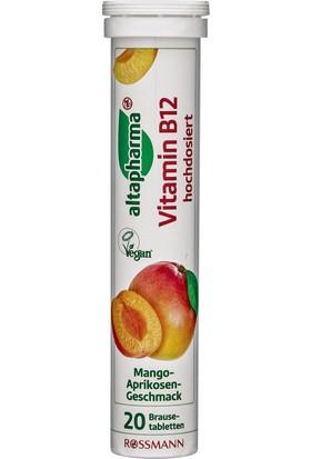 Altapharma Suda Eriyen Tablet 20'li B12 Vitamın