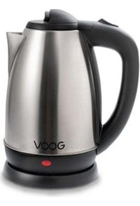 Voog Lps-02-05 Elektrikli Çelik Kettle Su Isıtıcı