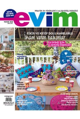 Evim Dergisi Dijital Dergi Aboneliği 12 Aylık