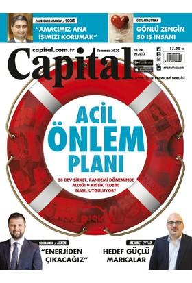 Capital Dergisi Dijital Dergi Aboneliği 12 Aylık