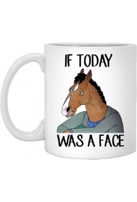 Zelyum Bojack Horseman - If Today Was A Face Kupa
