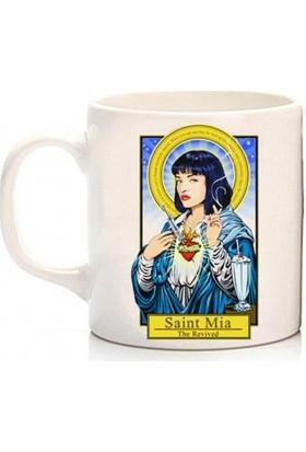 Zelyum Art - Pulp Fiction - Saint Mia The Revived Kupa