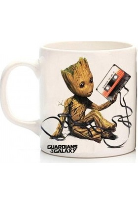 Zelyum Guardians Of The Galaxy - Groot Caset Kupa