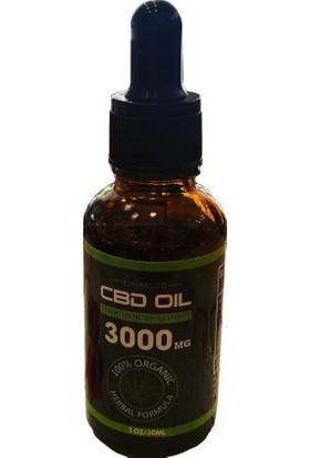 Enhanced Tam Spectrum Cbd Yağı %30 3000 Mg 30 ml
