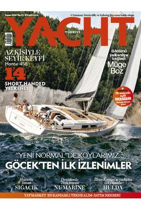 Yacht Türkiye Dergisi Dijital Dergi Aboneliği 6 Aylık