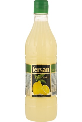 Fersan Limon Sosu Pet 0,50 lt
