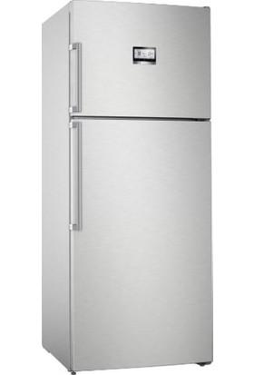 Bosch KDN76AIF0N 581 Lt. A++ Çift Kapılı Inox Buzdolabı
