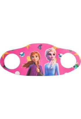 Siper Plus Yıkanabilir Baskılı Çocuk Maskesi
