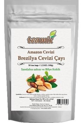 Teamix Amazon Cevizi Çayı 100 gr