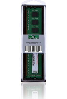 Ramtech 4 gb Ddr3 1600Mhz Masaüstü Pc Ram Amd İşlemcilere Özel 1.5w
