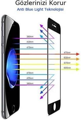 Apple iPhone x Tam Kaplayan Ekran Koruyucu 5D Nano Glass