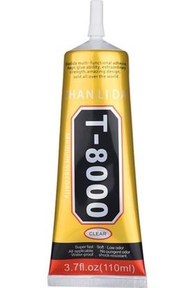 T8000 Dokunmatik Ekran Çerçeve Yapıştırıcı Şeffaf 110ML