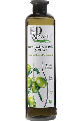 F&D Plantix Zeytinyağı ve Keratin Şampuan 700 ml