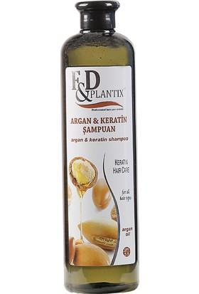F&D Plantix Argan ve Keratin Şampuan 700 ml