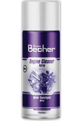 Gross Becher Motor Dış Yüzey Temizleme Spreyi