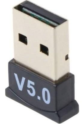 Platoon Mini V5.0 USB Bluetooth Dongle Micro Adaptör Kapsama 20M