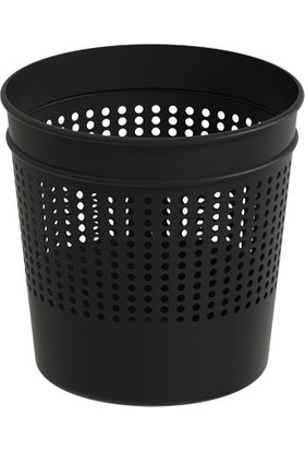 Fixer365 Ofis Tipi Delikli Çöp Kovası