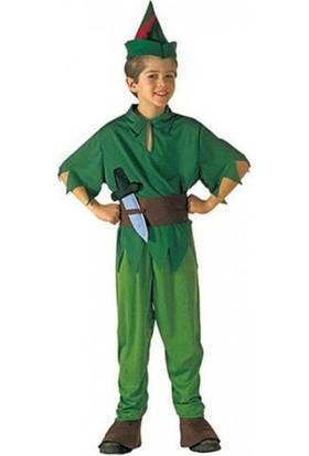 Kostümce Peter Pan Çocuk Kostümü